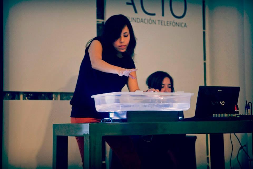 O Aquadjing é um dos projetos criado com a Beauty Tech Nails (Foto: Sara Maria Rodriguez)