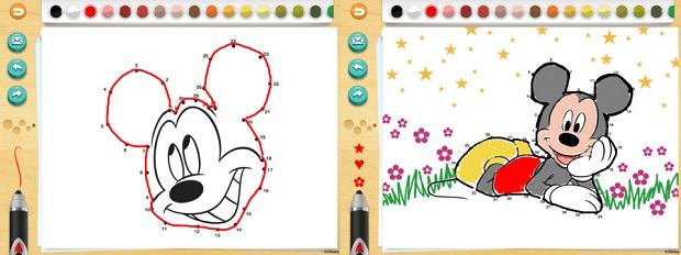 Transforme o seu iPad num estúdio de arte com o Creativity Studio da Disney (Foto: Divulgação)