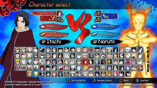O jogo possui um grande elenco disponível (Foto: Divulgação)