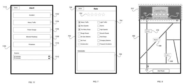 Patente mostra intenção da Apple de incrementar o Mapas (Foto: Reprodução Thiago Barros)