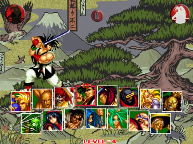 Clássico game de luta dos anos noventa chega para iPhone e iPad (Foto: Divulgação)