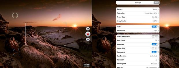 Grave, edite e reproduza vídeos com o Videon (Foto: Reprodução)