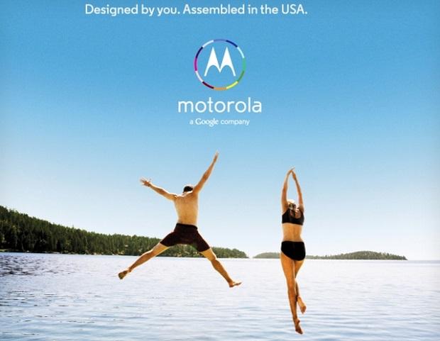 Anúncio do Motorola X já está circulando nos EUA (Foto: Reprodução Android Authority)