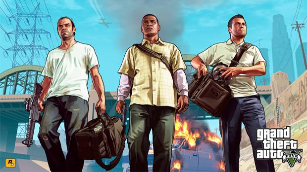 GTA 5 ganha seu primeiro trailer de gameplay (Foto: youtube.com) (Foto: GTA 5 ganha seu primeiro trailer de gameplay (Foto: youtube.com))