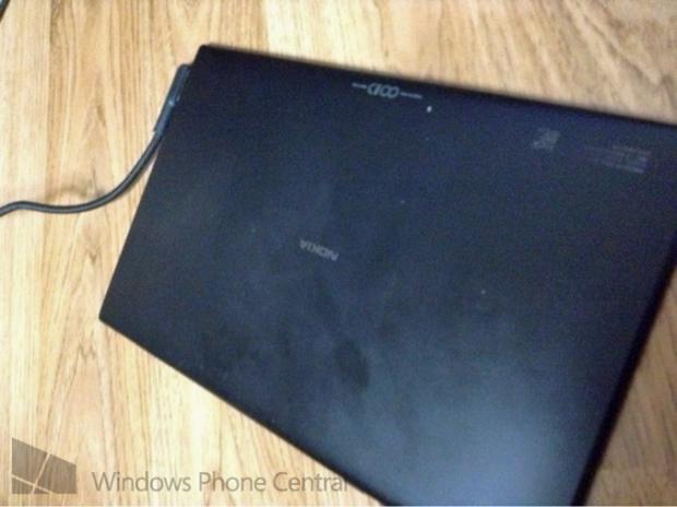 Logo da Nokia mostra suposto tablet com Windows RT (foto: Divulgação)