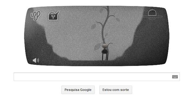 Regue a árvore para que o extraterrestre volte à superfície (Foto: Reprodução/Google)
