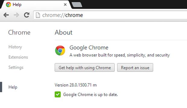 Nova atualização do Chrome trás notificações para o navegador do Google (foto: Divulgação)