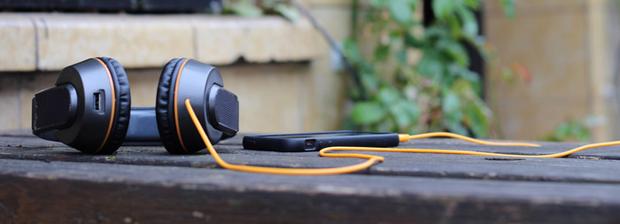 Projeto de fone crowdfunding Kickstarter pode carregar smartphone com energia solar(Foto: Reprodução/kickstarter)