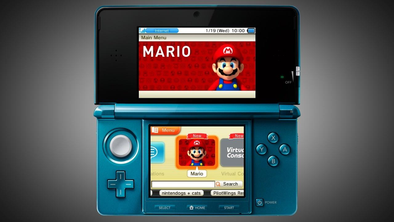 Game boy color quanto custa - A Eshop Tamb M Organiza Por Categorias Como A De Jogos Do Super Mario Foto