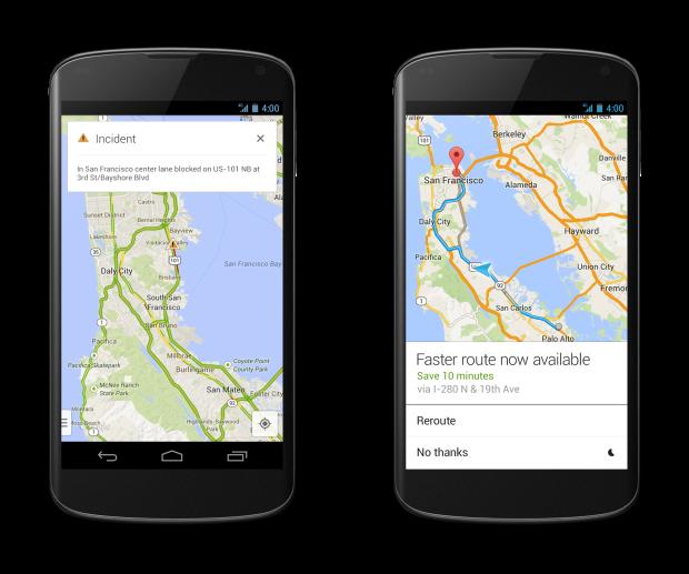 Aprimoramento no sistema de navegação promete facilitar a vida dos usuários (Foto: Divulgação/Google)