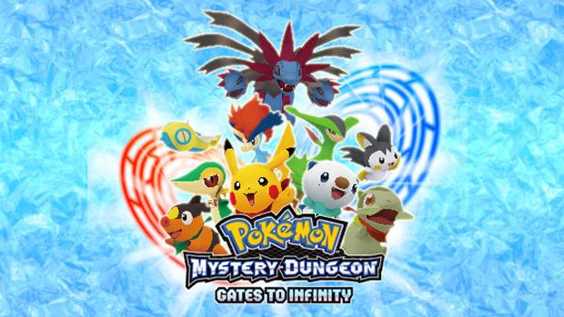 Pokémon Mystery Dungeon une elementos da série com o clássico rogue (foto: divulgação)