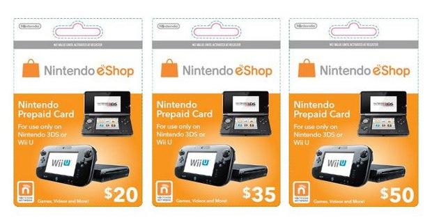 Se preferir, procure um cartão pré-pago para a eShop (Foto: Divulgação)