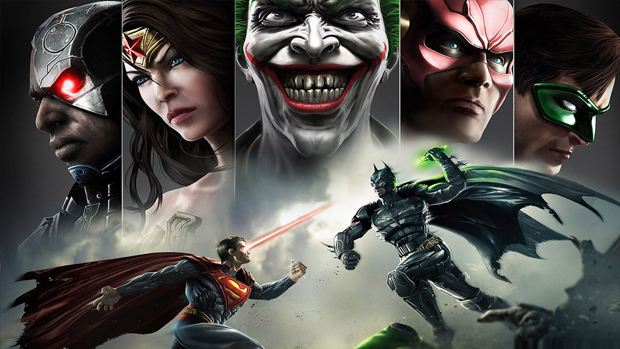 Injustice traz combates entre personagens poderosos. (Foto: Divulgação)