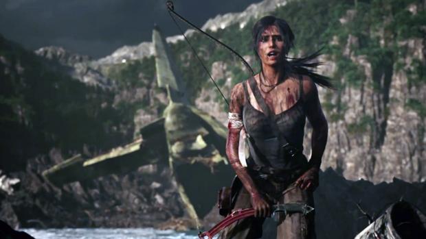 Tomb Raider traz uma das melhores aventuras da geração. (Foto: Reprodução)