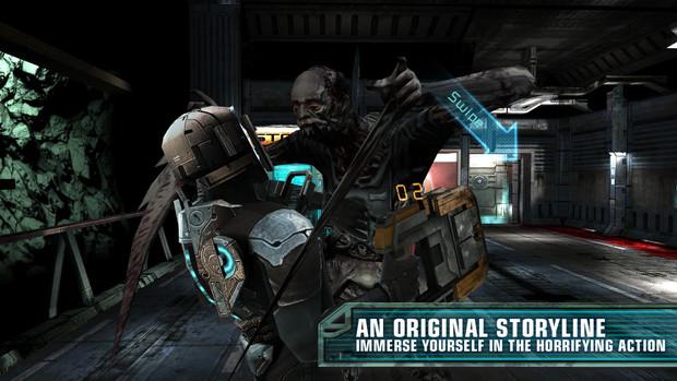 Dead Space traz toda a tensão da versão original para o iOS (Foto: Divulgação) (Foto: Dead Space traz toda a tensão da versão original para o iOS (Foto: Divulgação))