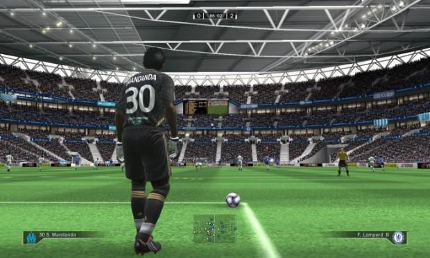 Simulação e realismo se tornaram marcas registradas da série a partir do Fifa 09 (Reprodução/TechTudo)