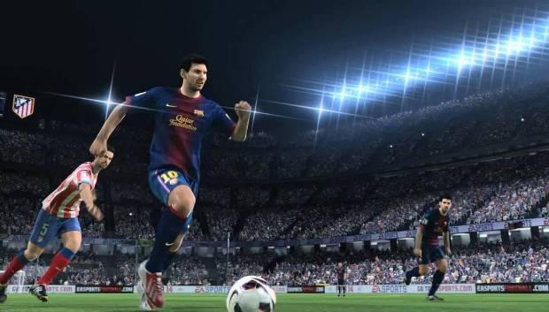 A EA Sports promete que Fifa 14 na nova geração de consoles será o maior jogo de futebol já lançado (Reprodução/TechTudo)