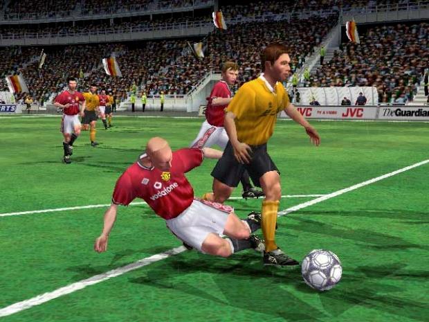 A partir do Fifa 2001, os uniformes foram completamente licenciados (Divulgação/TechTudo)
