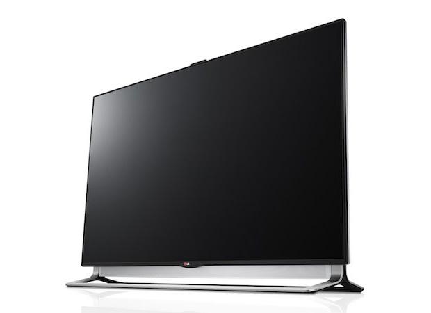 Novas TVs de 4K da LG já estão a venda nos Estados Unidos (foto: Divulgação)
