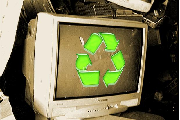 TVs com defeito ou quebradas podem ser recicladas (Foto: Reprodução/Leonardo Rodrigues)