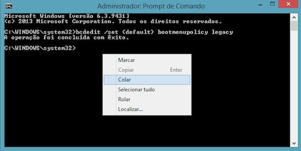 Inicialização avançada do Windows 8 (Foto: Reprodução)