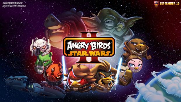 Angry Birds Star Wars 2 usa bonecos reais (Foto: Divulgação)