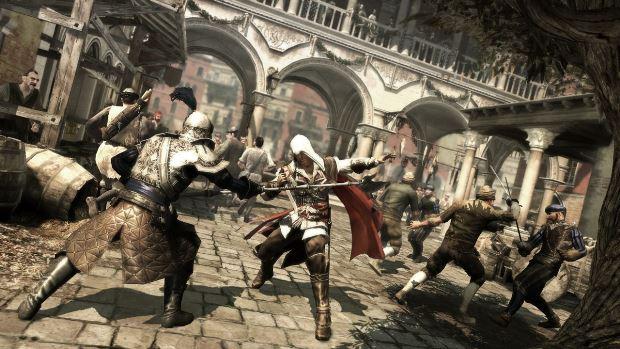 Assassin's Creed II é o primeiro da trilogia de Ezio, sucedida por Brotherhood e Revelations (Foto: Divulgação/A Razão) (Foto: Assassin's Creed II é o primeiro da trilogia de Ezio, sucedida por Brotherhood e Revelations (Foto: Divulgação/A Razão))