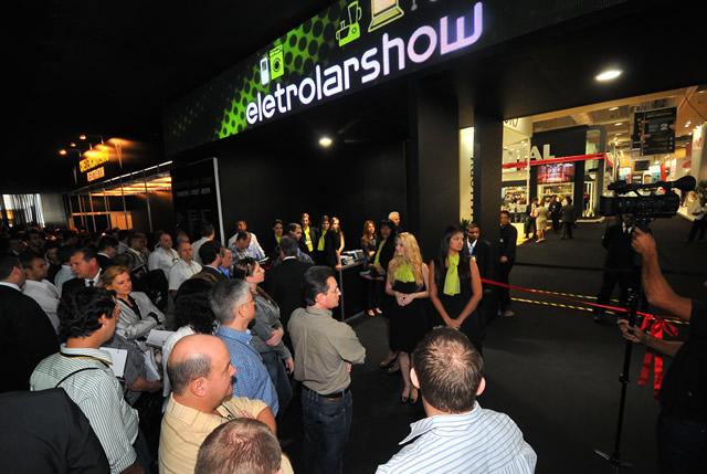 Eletrolar Show 2013 mostrará novidades de diversas empresas para o público no geral (Foto: Reprodução)