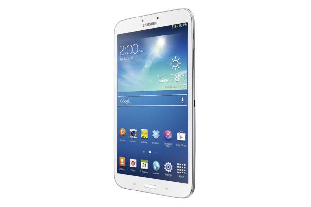 Galaxy Tab 3 de 8 polegadas foi lançado em maio (Foto: Divulgação)
