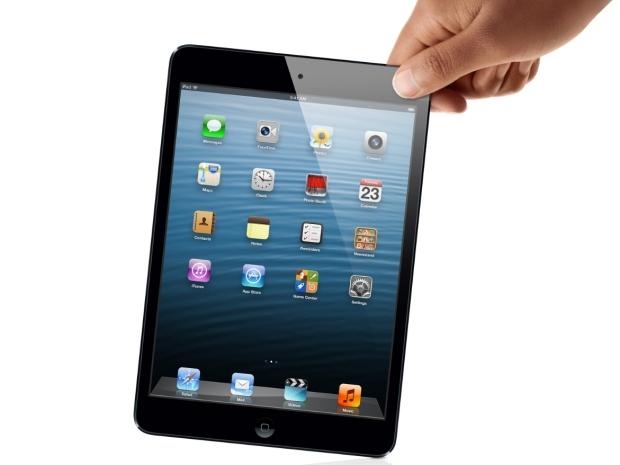 Lançamento do iPad mini 2 só será feito em 2014, diz jornal (Foto: Divulgação)