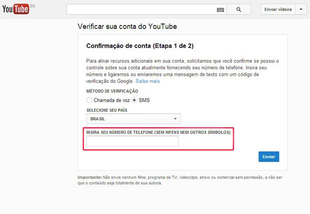 Como fazer um stream pelo YouTube Live Stream (Foto: Reprodução/Marvin Costa)