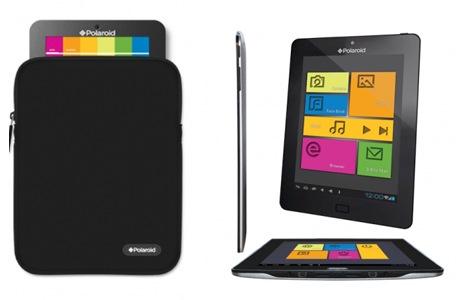 Polaroid deverá apresentar seus novos tablets com Android na Eletrolar Show 2013 (Foto: Divulgação)