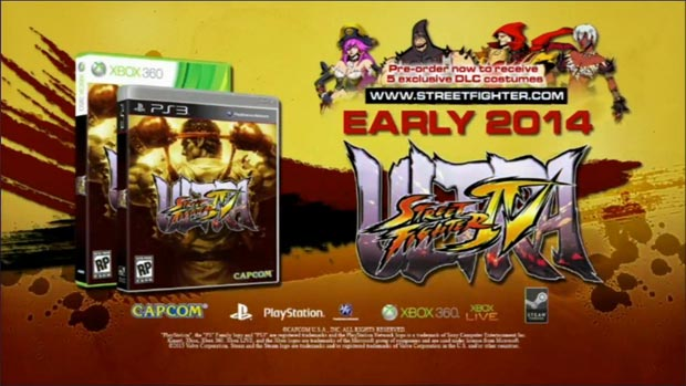 Ultra Street Fighter 4 chega em 2014 (Foto: Divulgação)