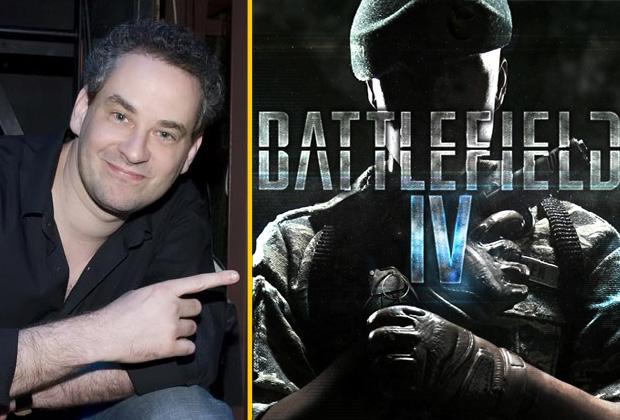 Dan Stulbach será dublador de Battlefield 4  (Foto: Arte / TechTudo / Divulgação)