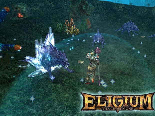 Eligium é um RPG de ação e aventura (Foto: Divulgação)