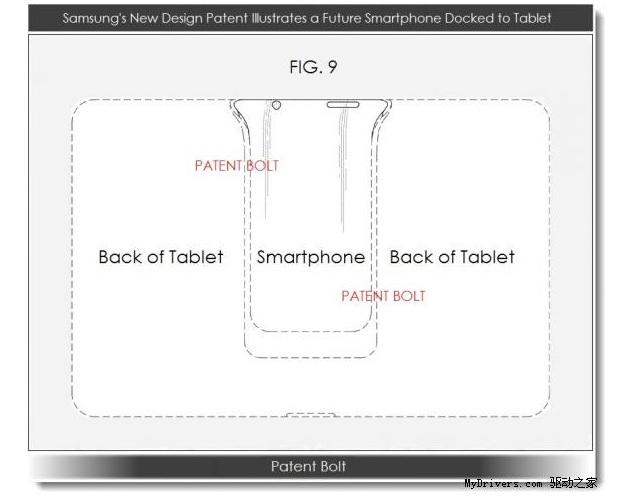 Imagem revela possível novo gadget da Samsung (Foto: Reprodução/UberGizmo) (Foto: Imagem revela possível novo gadget da Samsung (Foto: Reprodução/UberGizmo))