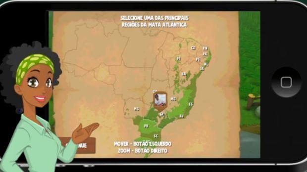 Além de funcionar em rede social, o game funciona bem em smartphones (Foto: Divulgação)
