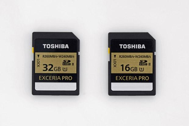 Toshiba diz ter o cartão SD mais rápido do mundo (Foto: Divulgação)