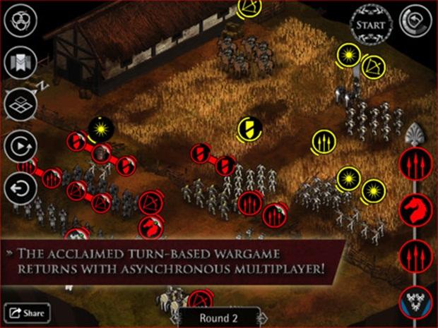 RAVENMARK Mercenaries foca nas opções de estratégia (Foto: Divulgação)