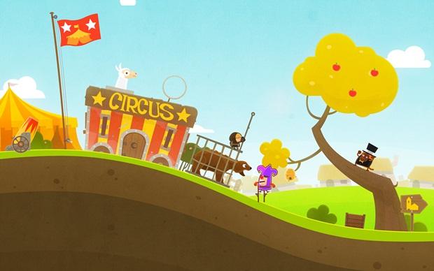 Tiny Thief é forte candidato a um dos melhores jogos do ano de 2013 (Foto: Divulgação)