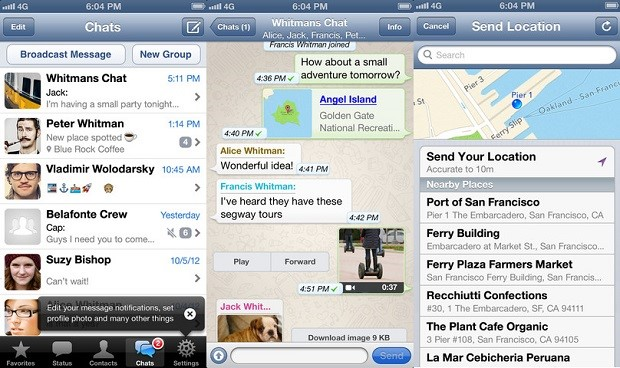 App WhatsApp agora é gratuito, mas usuários novos pagarão por uso (Foto: Divulgação)