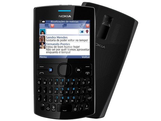205 é o principal modelo da série 200 Asha da Nokia (Foto: Divulgação)