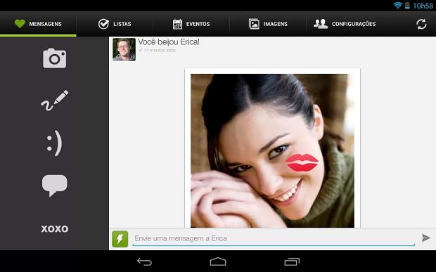 Avocado é um app para os casais apaixonados (Foto: Divulgação)