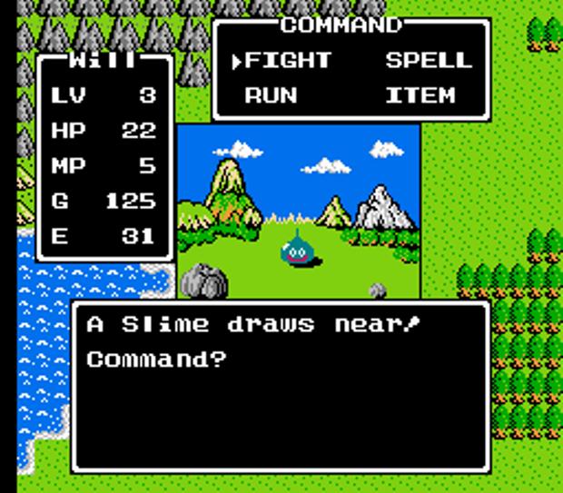 Dragon Quest traz boas lembranças aos fãs dos RPGs japoneses (Foto: Reprodução/TechTudo) (Foto: Dragon Quest traz boas lembranças aos fãs dos RPGs japoneses (Foto: Reprodução/TechTudo))