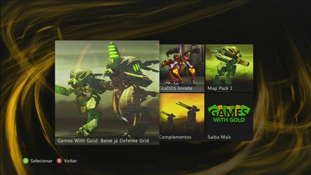 O ícone da promoção levará até o conteúdo disponibilizado. (Foto: Reprodução)