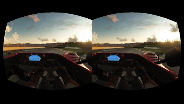 Project Cars com o Oculus Rift fará você se sentir dentro do jogo (Foto: riftenabled.com)