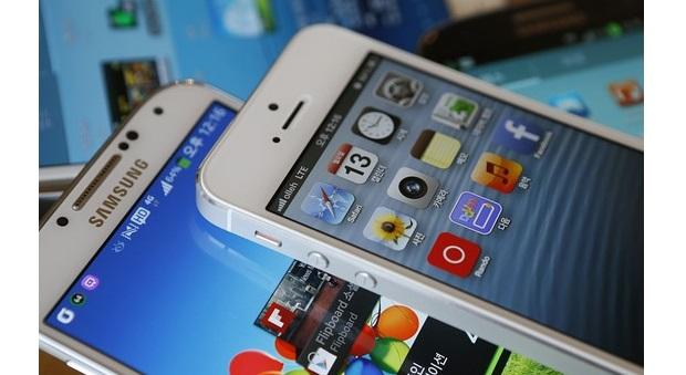 iPhone pode ganhar modelo maior para competir com aparelhos da Samsung (Foto: Reprodução/WSJ)