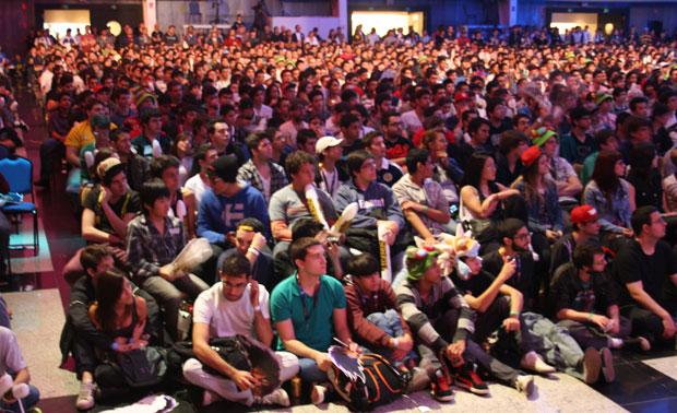 Finalíssima reuniu quase 8 mil pessoas (Foto: Felipe Vinha/TechTudo)