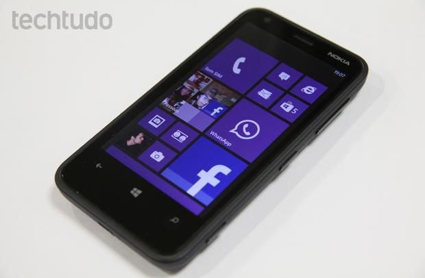 Linha Lumia ajudou a popularizar o novo Windows Phone (Foto: Reprodução/TechTudo)