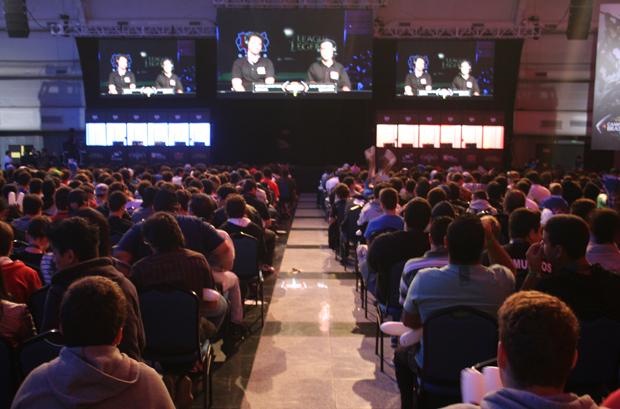 League of Legends reúne seus fãs em São Paulo (Foto: Felipe Vinha/TechTudo)